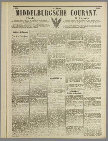 Middelburgsche Courant 1906-08-21