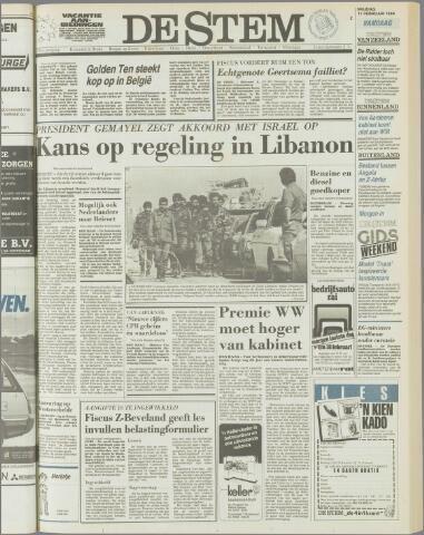 de Stem 1984-02-17