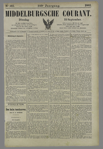 Middelburgsche Courant 1882-09-12