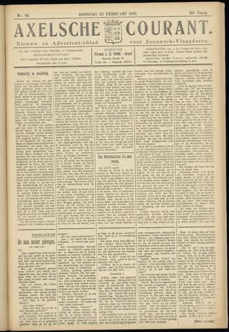 Axelsche Courant 1941-02-25