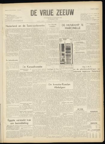 de Vrije Zeeuw 1956-08-16
