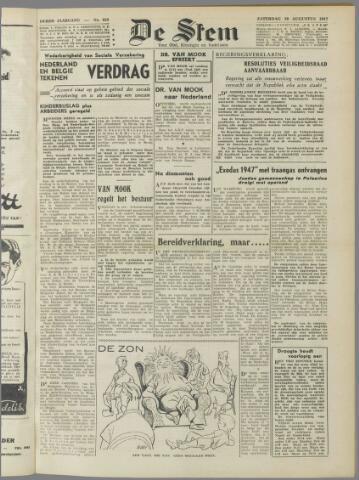 de Stem 1947-08-30