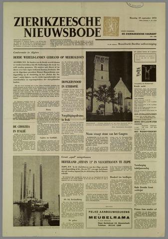 Zierikzeesche Nieuwsbode 1973-09-10
