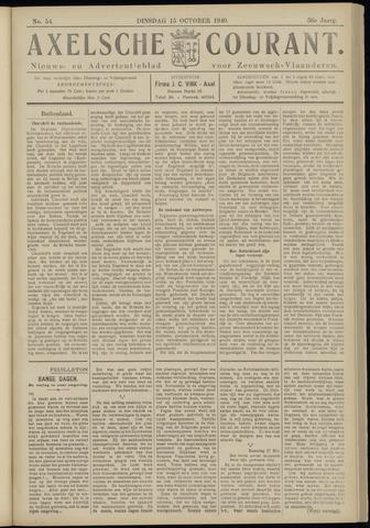 Axelsche Courant 1940-10-15