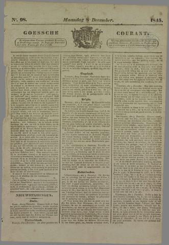 Goessche Courant 1845-12-08
