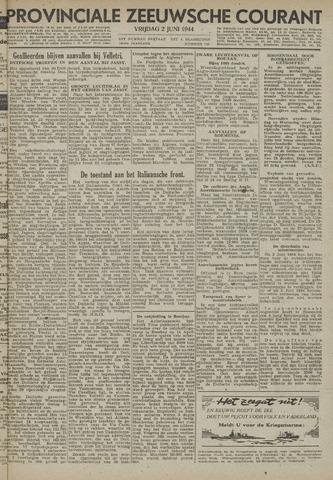 Provinciale Zeeuwse Courant 1944-06-02