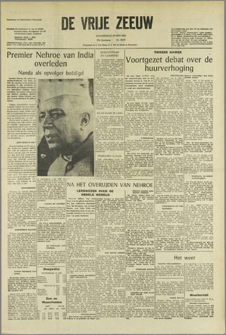 de Vrije Zeeuw 1964-05-28