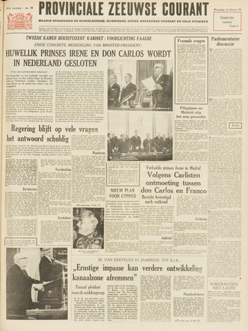 Provinciale Zeeuwse Courant 1964-02-12