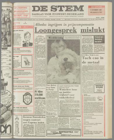 de Stem 1980-10-04