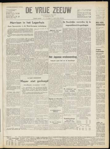 de Vrije Zeeuw 1951-07-26