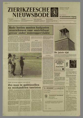 Zierikzeesche Nieuwsbode 1985-07-16