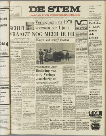 de Stem 1969-11-04