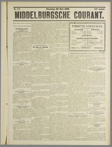Middelburgsche Courant 1925-05-26