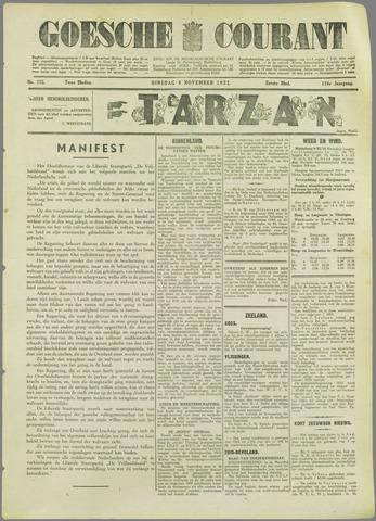 Goessche Courant 1932-11-08