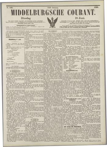 Middelburgsche Courant 1901-06-18