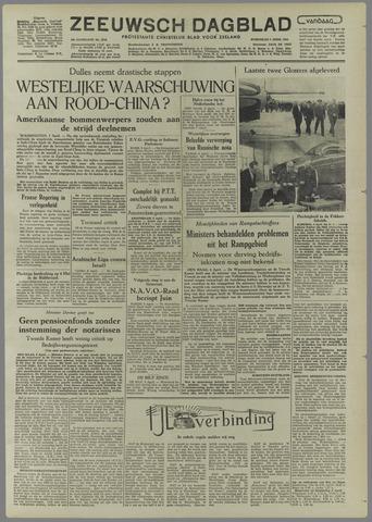 Zeeuwsch Dagblad 1954-04-07