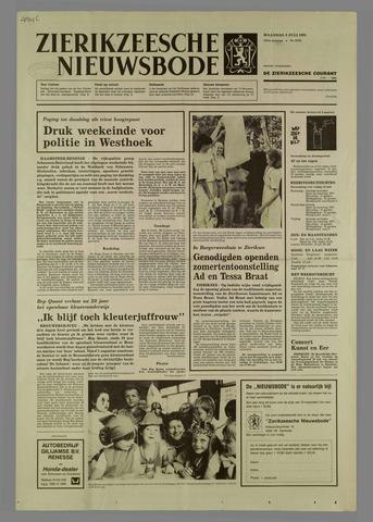 Zierikzeesche Nieuwsbode 1985-07-08