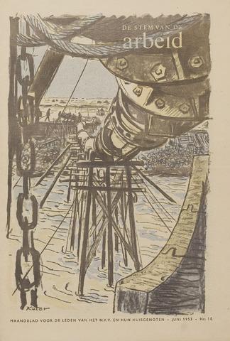 Watersnood documentatie 1953 - kranten 1953-06-01