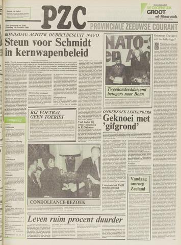 Provinciale Zeeuwse Courant 1981-10-10