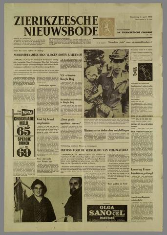 Zierikzeesche Nieuwsbode 1972-04-06