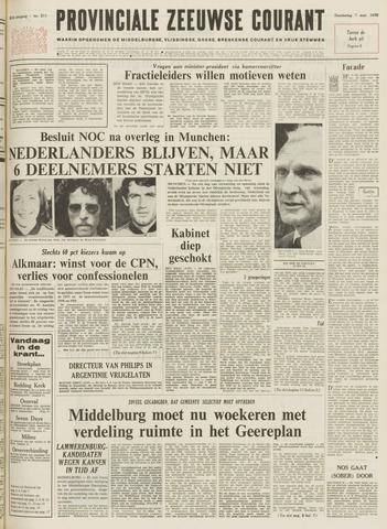Provinciale Zeeuwse Courant 1972-09-07