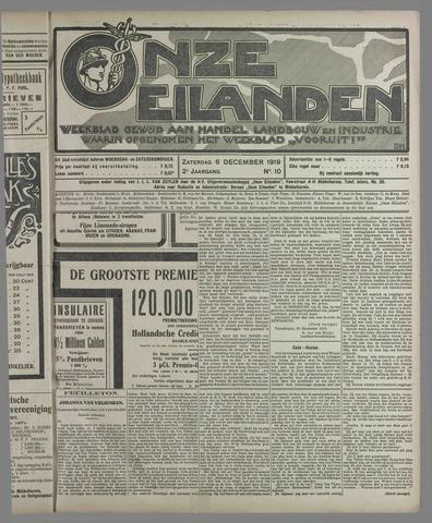 Onze Eilanden 1919-12-06