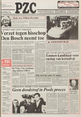Provinciale Zeeuwse Courant 1985-02-08