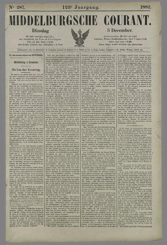 Middelburgsche Courant 1882-12-05