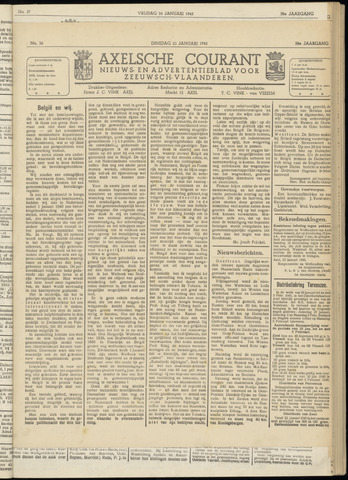 Axelsche Courant 1945-01-23