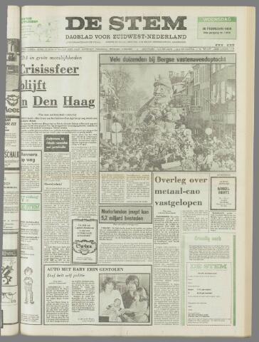 de Stem 1980-02-20
