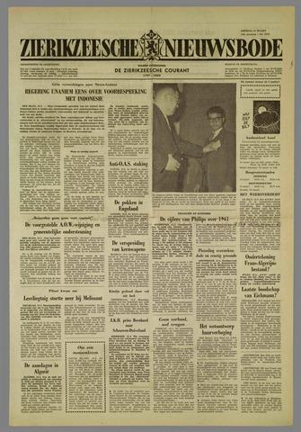 Zierikzeesche Nieuwsbode 1962-03-13