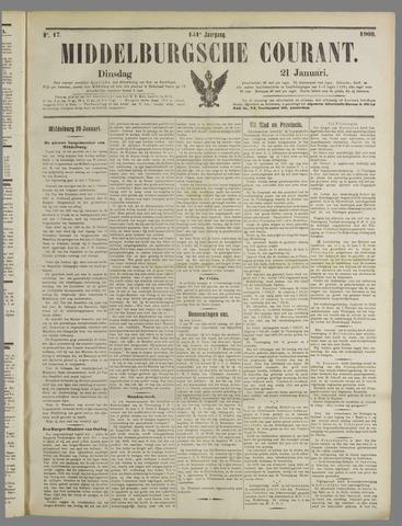 Middelburgsche Courant 1908-01-21