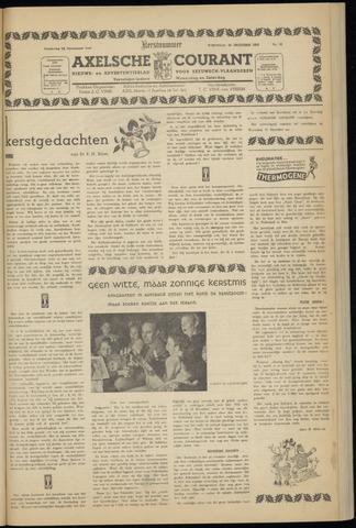Axelsche Courant 1952-12-24