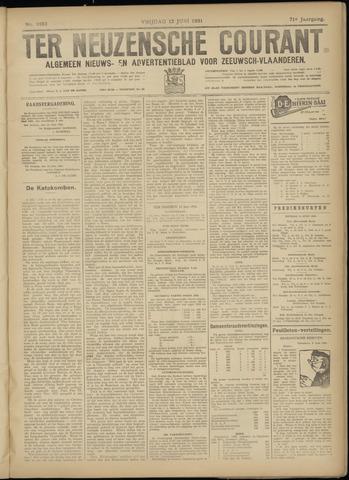 Ter Neuzensche Courant. Algemeen Nieuws- en Advertentieblad voor Zeeuwsch-Vlaanderen / Neuzensche Courant ... (idem) / (Algemeen) nieuws en advertentieblad voor Zeeuwsch-Vlaanderen 1931-06-12