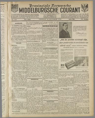 Middelburgsche Courant 1930-10-10