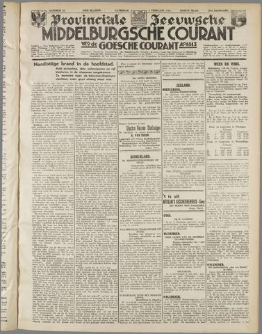 Middelburgsche Courant 1936-02-08