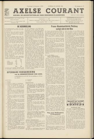 Axelsche Courant 1969-01-25