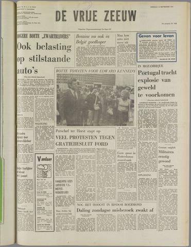 de Vrije Zeeuw 1974-09-10