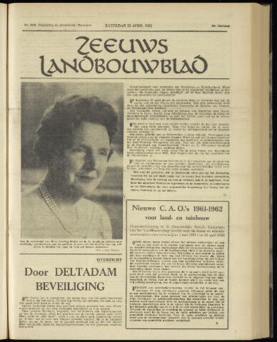 Zeeuwsch landbouwblad ... ZLM land- en tuinbouwblad 1961-04-29