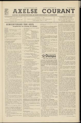 Axelsche Courant 1967-10-28