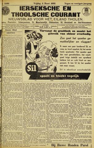 Ierseksche en Thoolsche Courant 1932-03-04