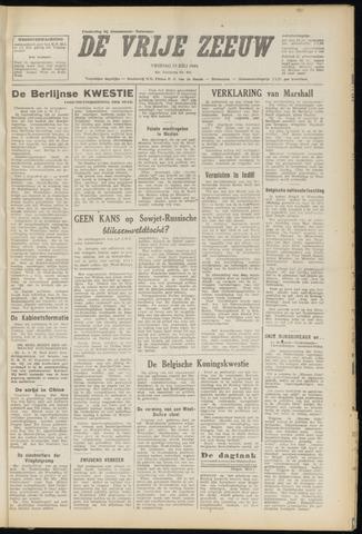 de Vrije Zeeuw 1948-07-23