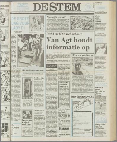 de Stem 1981-07-29