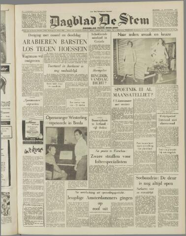 de Stem 1957-11-12
