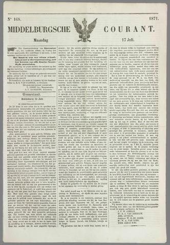 Middelburgsche Courant 1871-07-17