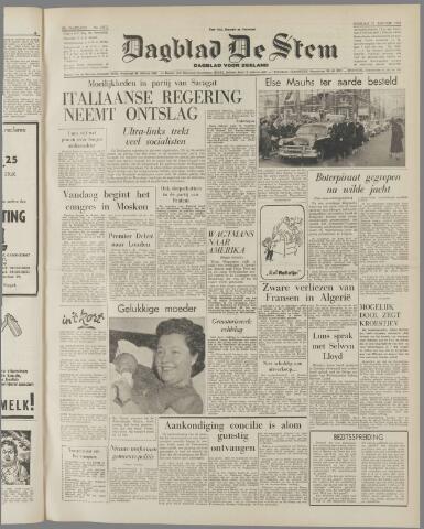 de Stem 1959-01-27