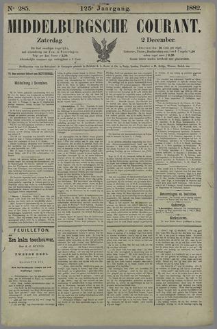 Middelburgsche Courant 1882-12-02