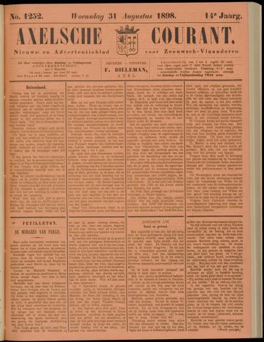 Axelsche Courant 1898-08-31