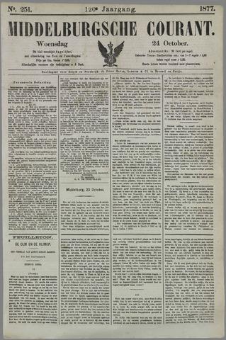 Middelburgsche Courant 1877-10-24
