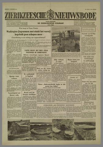 Zierikzeesche Nieuwsbode 1958-10-07